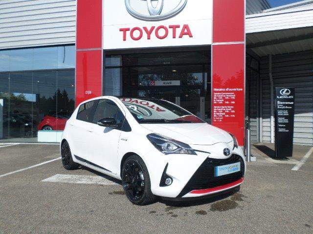 Toyota Yaris III MC2 Hybride 100h GR SPORT PK CITY PLUS