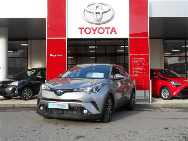 Toyota C-HR Hybride 122h Distinctive