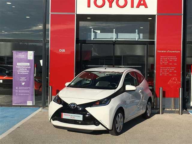 Toyota Aygo II