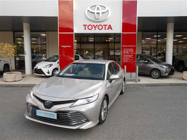 Toyota Camry II Camry Hybride 218ch 2WD Lounge