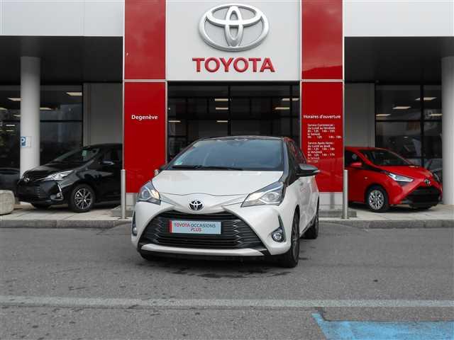 Toyota Yaris III MC2
