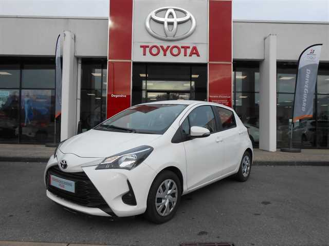 Toyota Yaris III MC2 69 VVT-i France