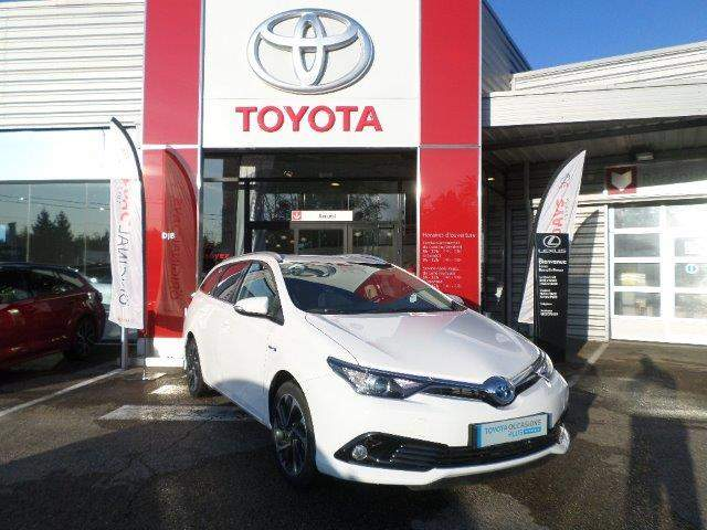 Toyota Auris AURIS TS MC 136H DESIGN NAV TSS SMART TECHNOLINE