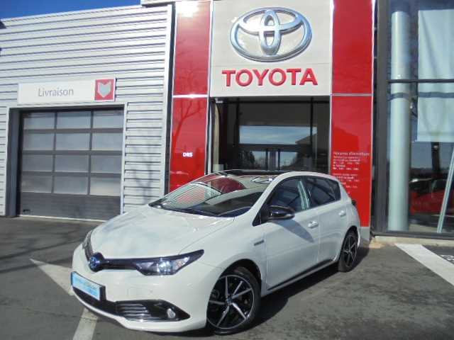 Toyota Auris II Hybride 136h Collection