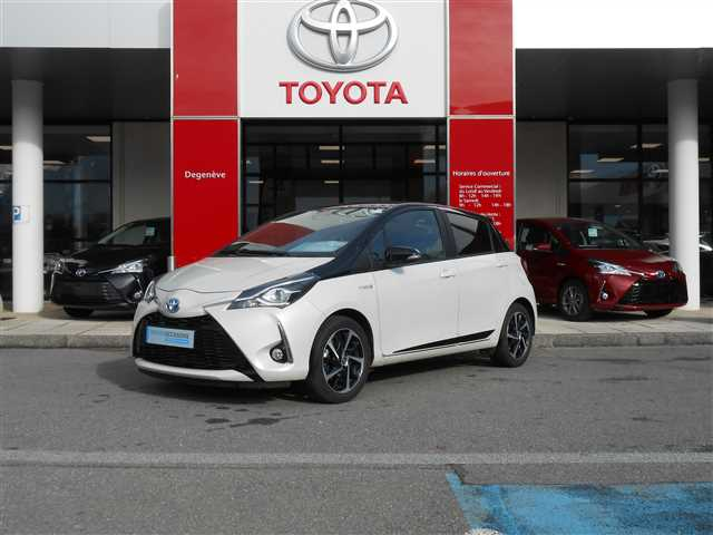 Toyota Yaris III MC2 Hybride 100h Collection