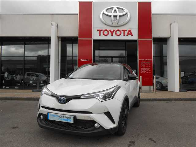 Toyota C-HR Hybride 122h Graphic