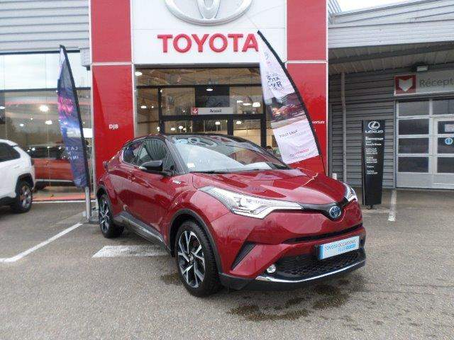 Toyota C-HR Hybride 122h Collection