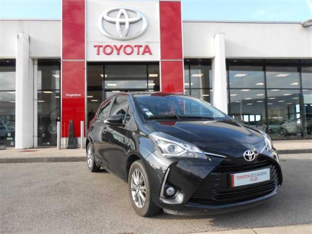 Toyota Yaris III MC2 110 VVT-i Dynamic