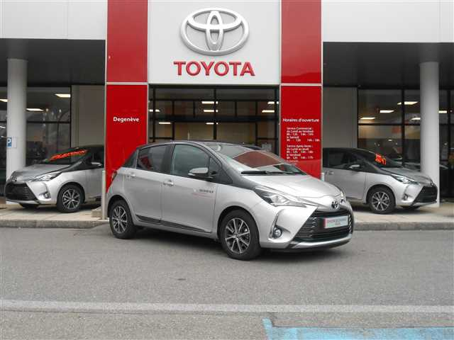 Toyota Yaris III MC2 110 VVT-i Design Y20