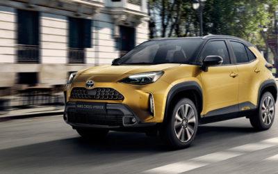 Nouvelle Toyota Yaris Cross en avant-première